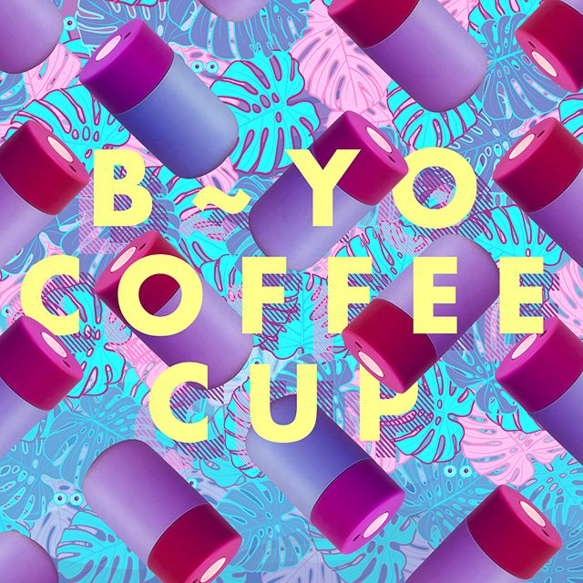Bring Yo cup, find cheaper coffee on the Bring-yo app. #reducereuserecyle #waronwasteau #gogreen #sustainability #coffee #coffeefix #barista #frankgreen #byocoffeecup