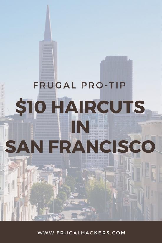 Frugal Hackers Haircut