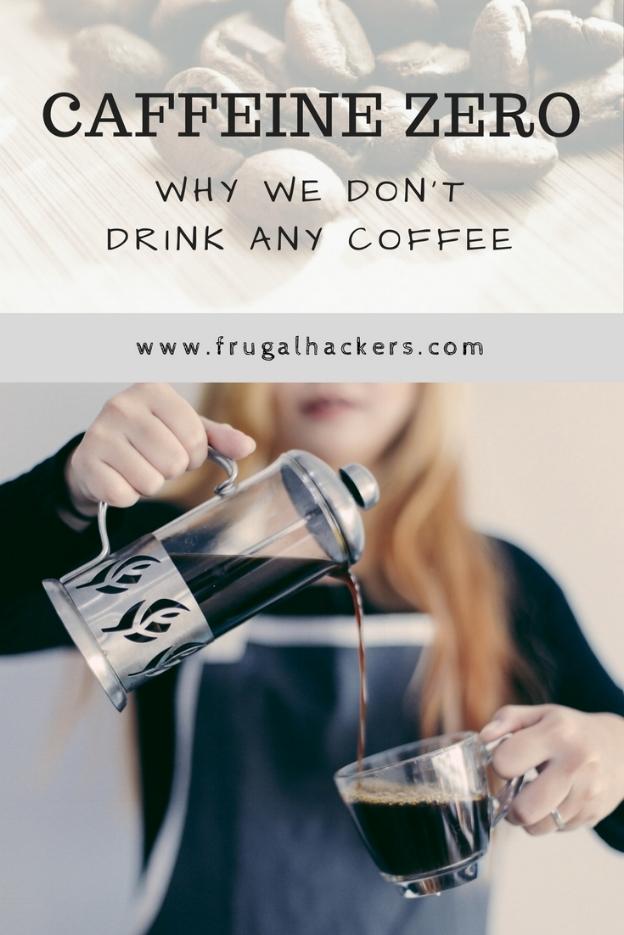 Frugal Hackers Caffeine Zero
