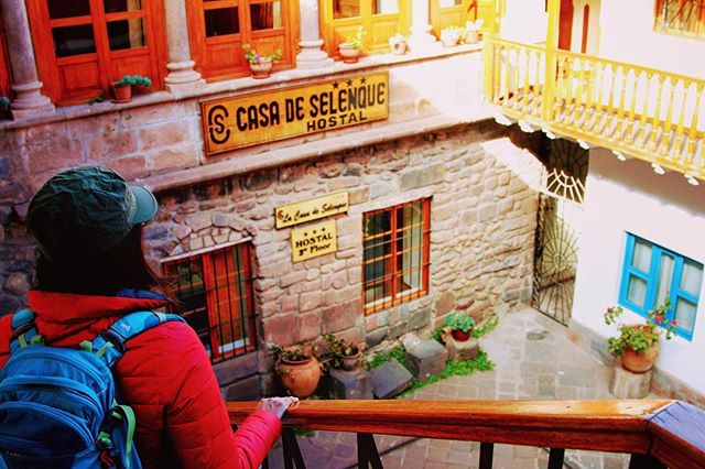 Two weeks ago we were walking around Cusco aimlessly, resting after a 4 day hike to Machu Picchu! ❤