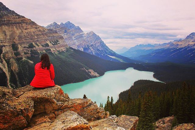 This week on the blog: Frugal Travel Tips for Banff and Jasper, Canada 🇨🇦❤