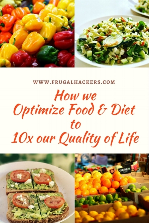 How We Optimize Our Food And Diet To 10x Our Quality Of Life