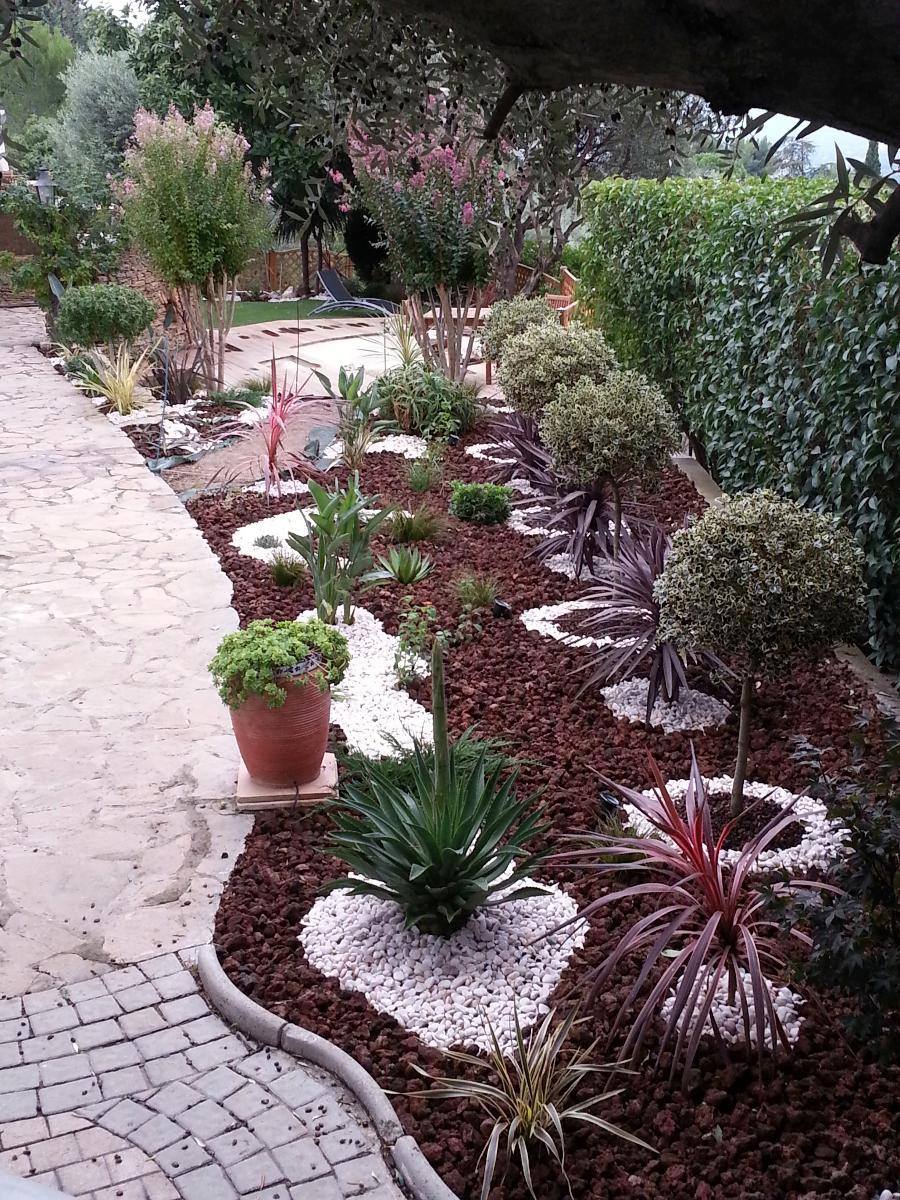 <h2>Création jardin</h2>