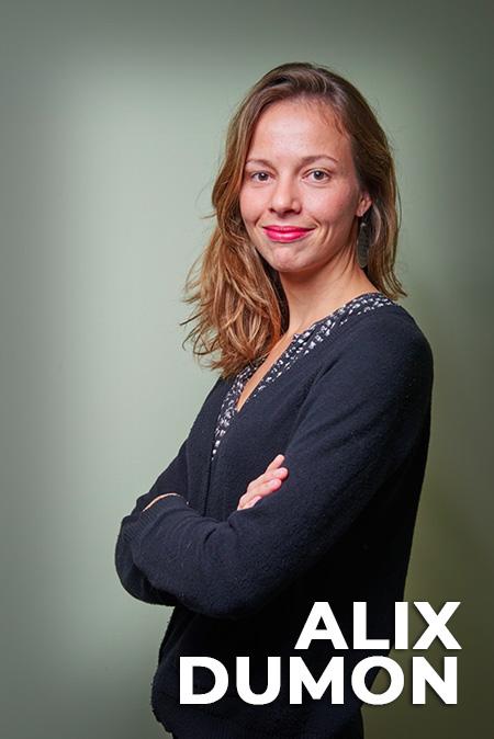 Alix Dumon, Chef de choeur