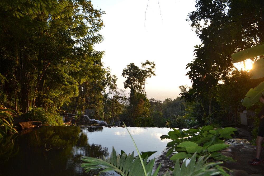 Wat Phalad waterfall
