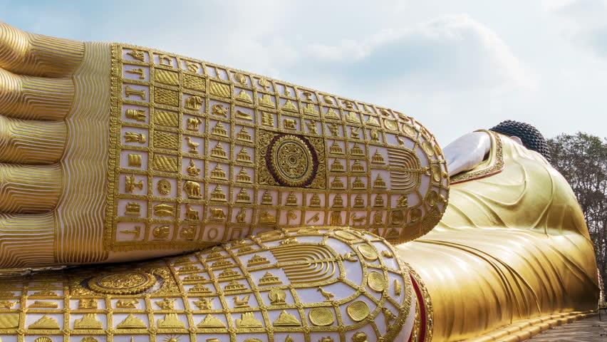 Wat Phra That Suthon Monjoi Kiree - Den Chai, Phrae, Thailand