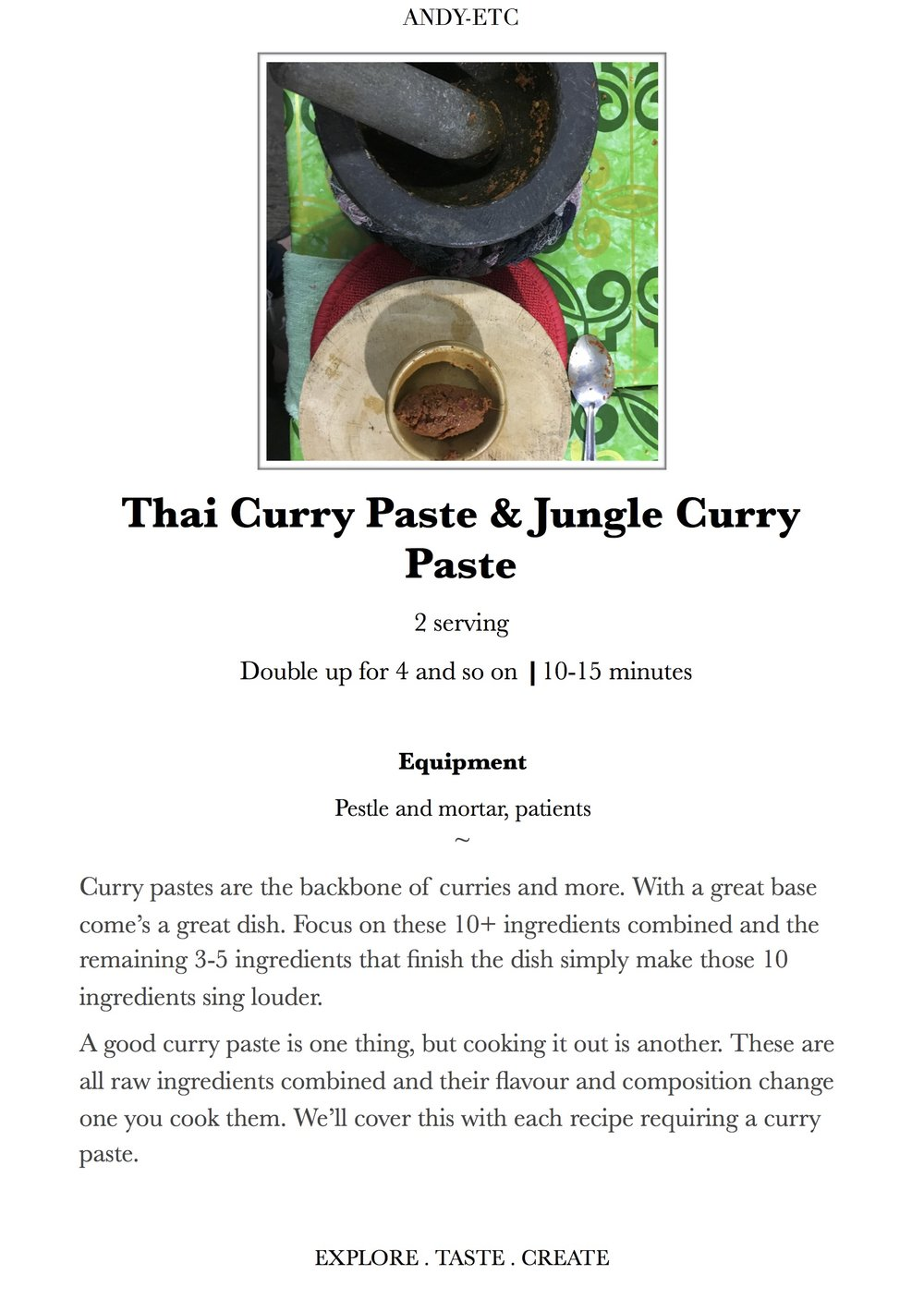 Thai Curry Paste & Jungle Curry Paste Andy ETC  .jpg