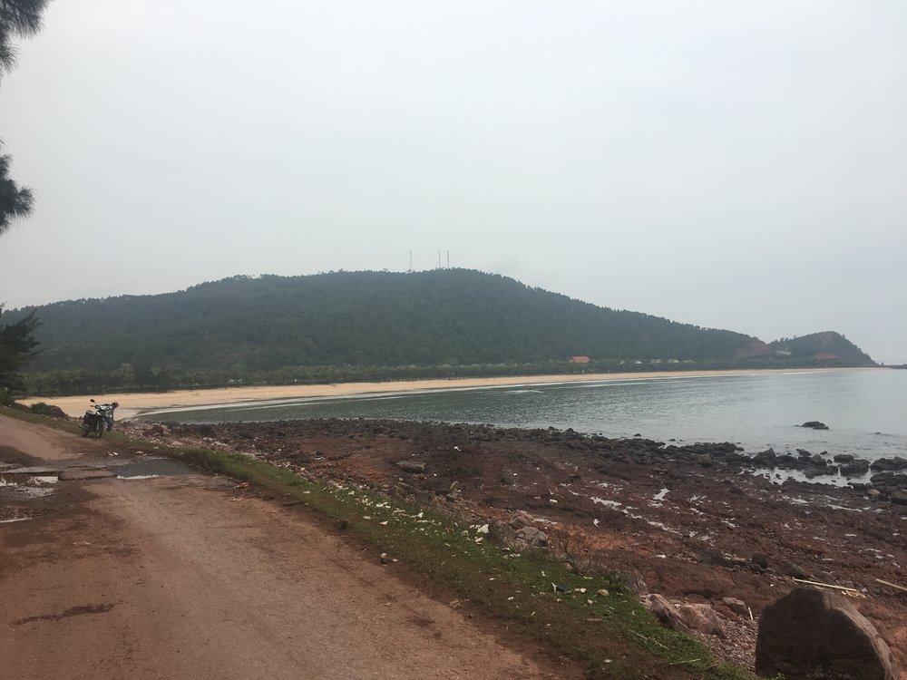 A rare moment of calm in Vietnam