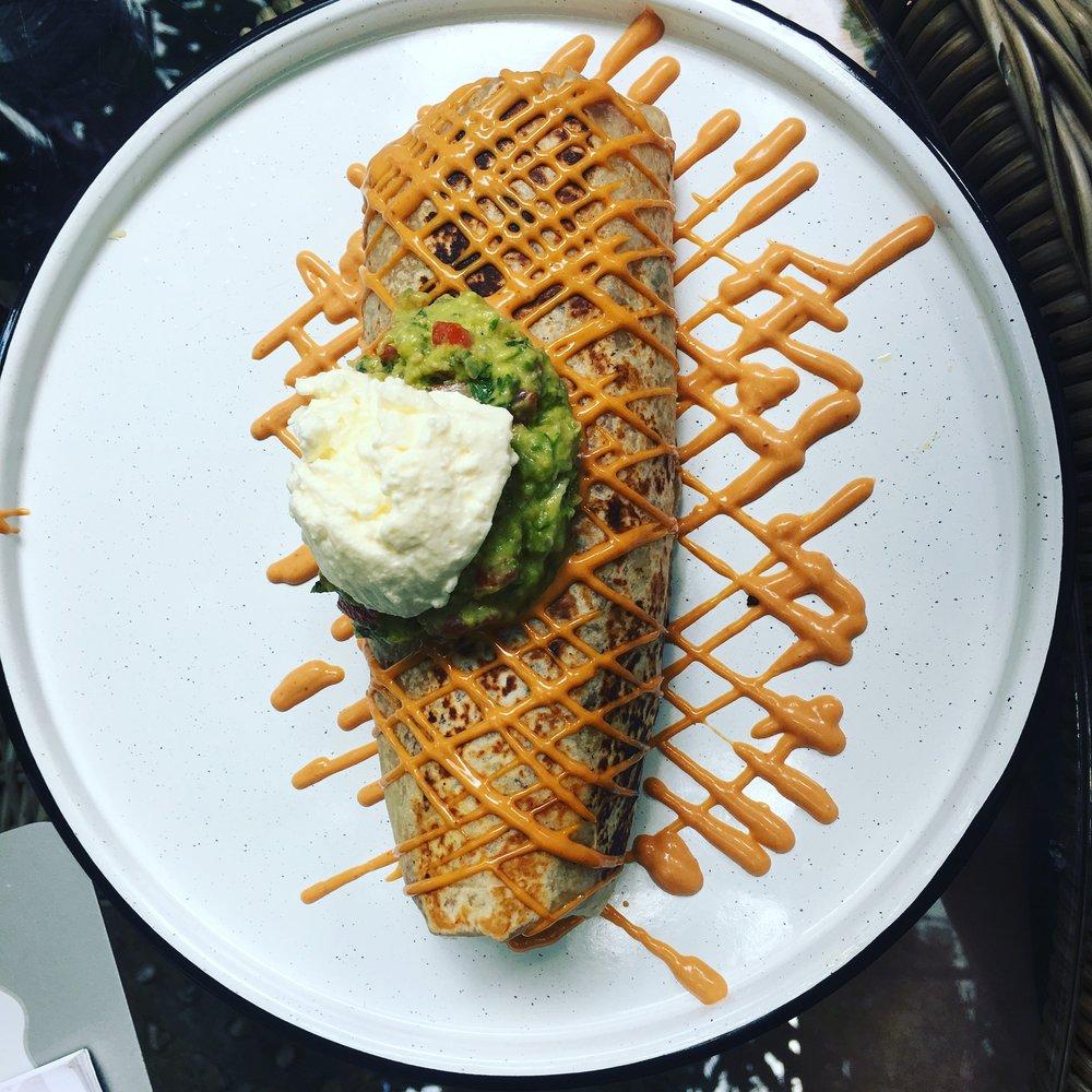 Mexicano Restaurant - Burrito