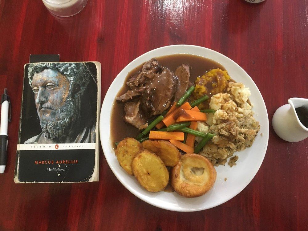 Buffalo Sisters - Roast Dinner
