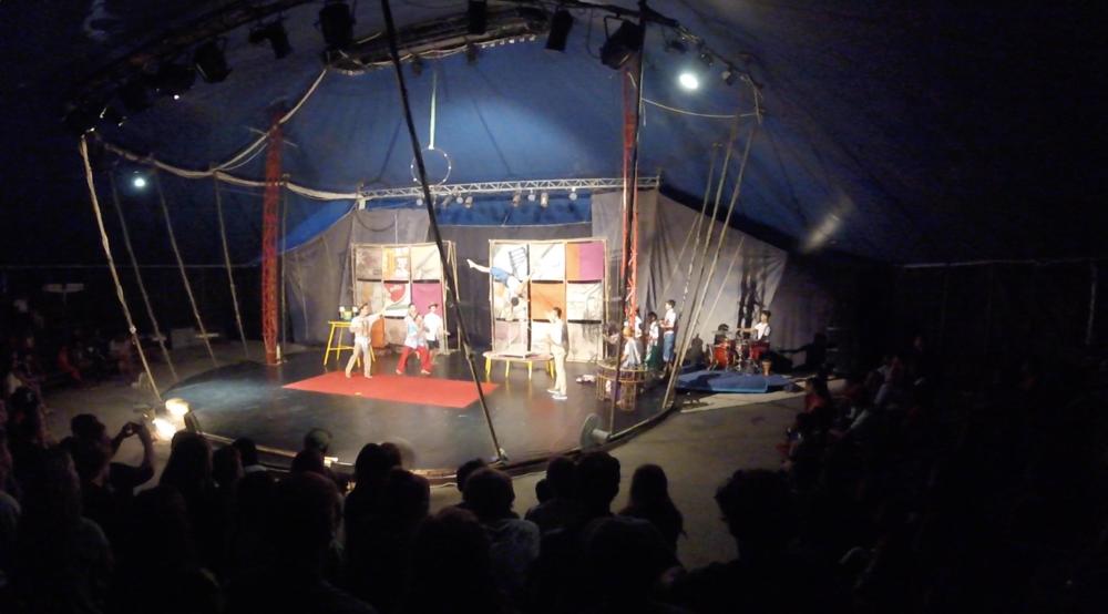 Phare Ponleu Selpak Circus
