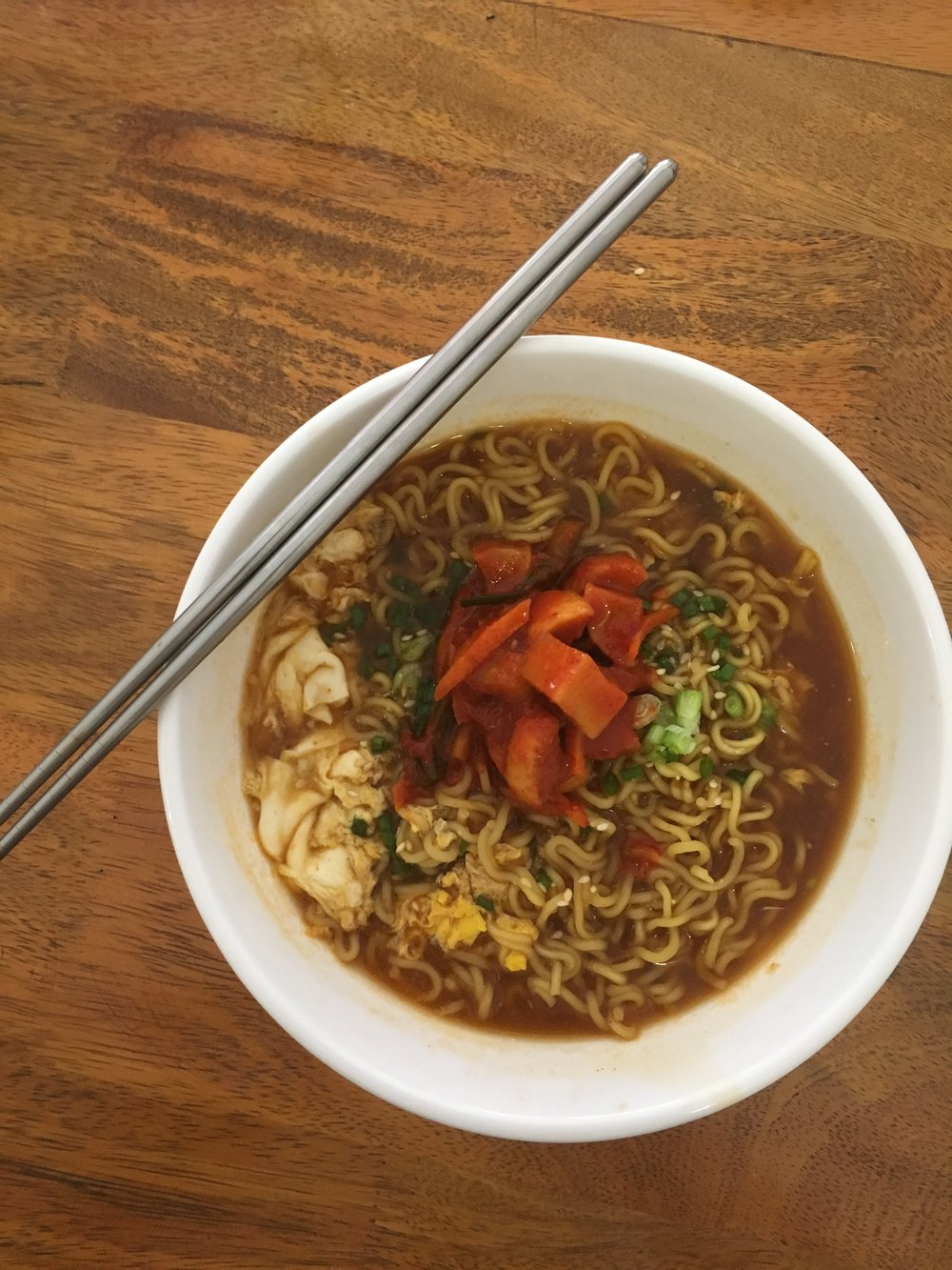 Kimchi - Ramen