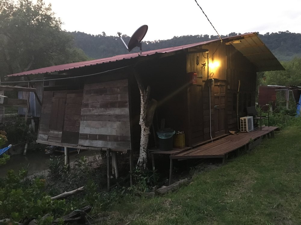 My Airbnb for a few nights
