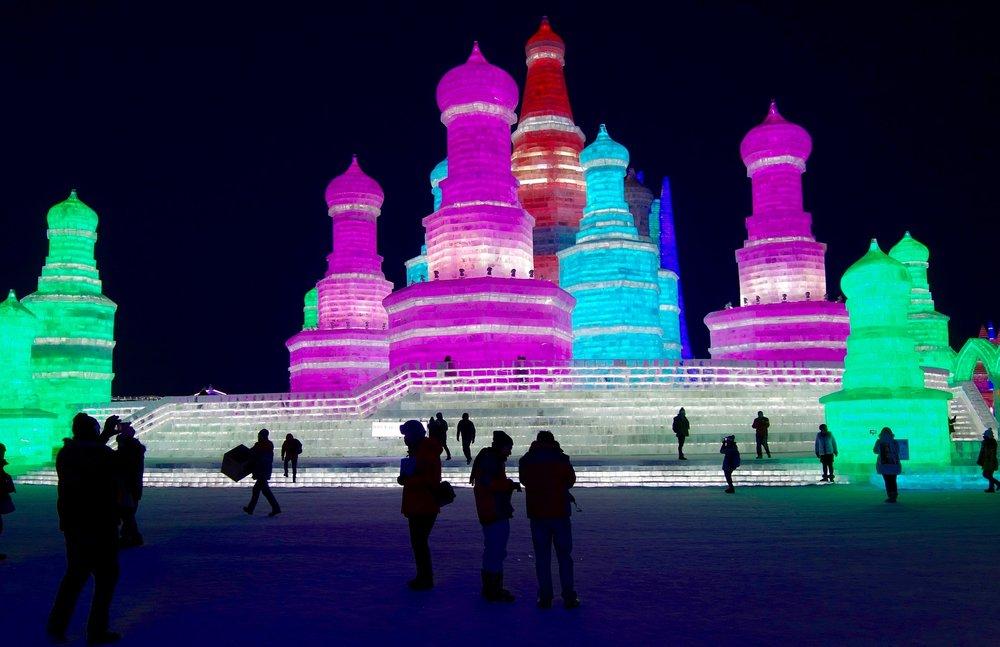 Harbin Ice Festival China