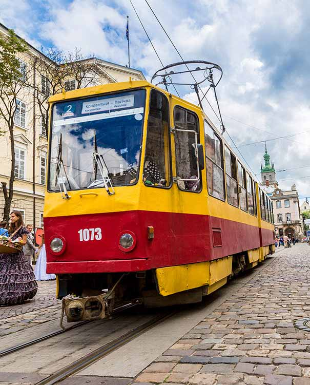 DAY 3 - Lviv