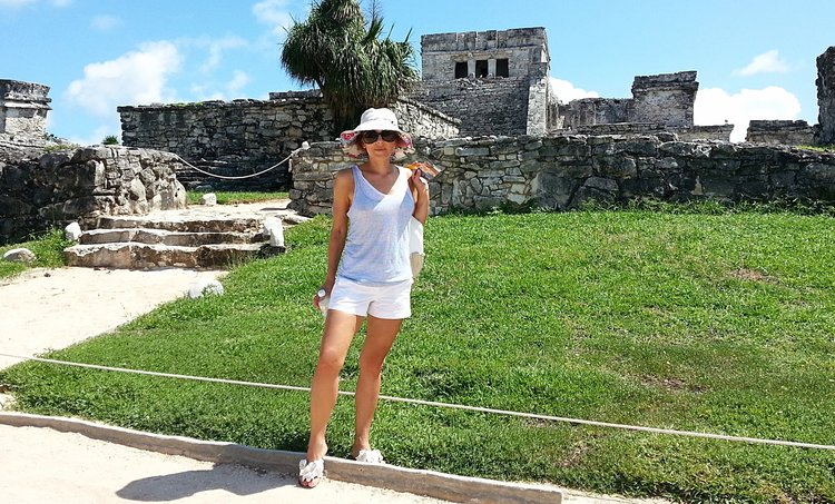TATIANA - Destination:Tulum, MexicoTime:5 daysOlga created a schedule that was flexible and allowed me to have days where I could choose among spa, yoga, meditation, Temazcal cleansing rituals (that was a first for me and I loved it!) and other Mayan mystic journeys.