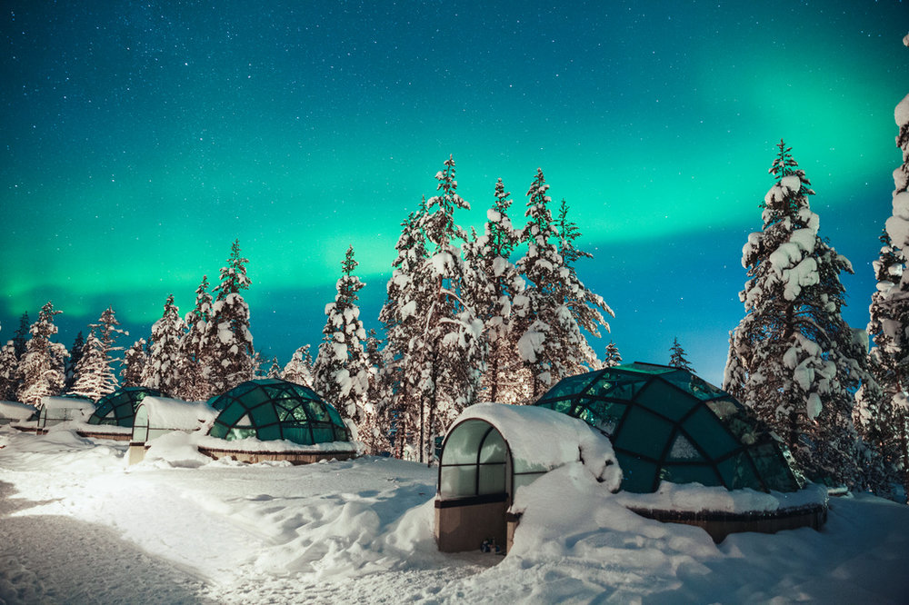 Kakslauttanen glass igloo Northern Lights 2.jpg