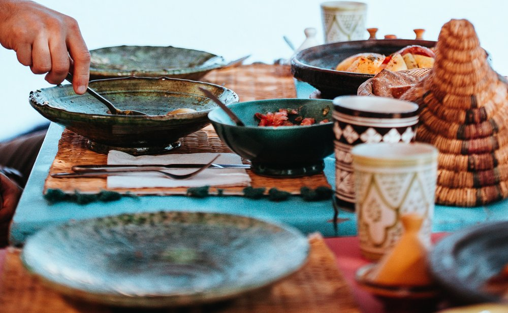 Moroccan Cooking Class Fez