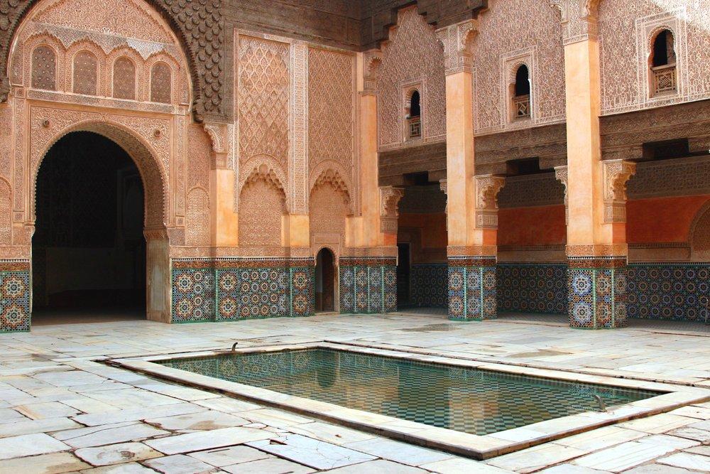 Romantic Morocco Itinerary