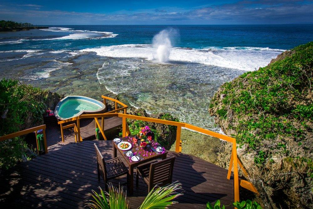 Namale Fiji Private Dining