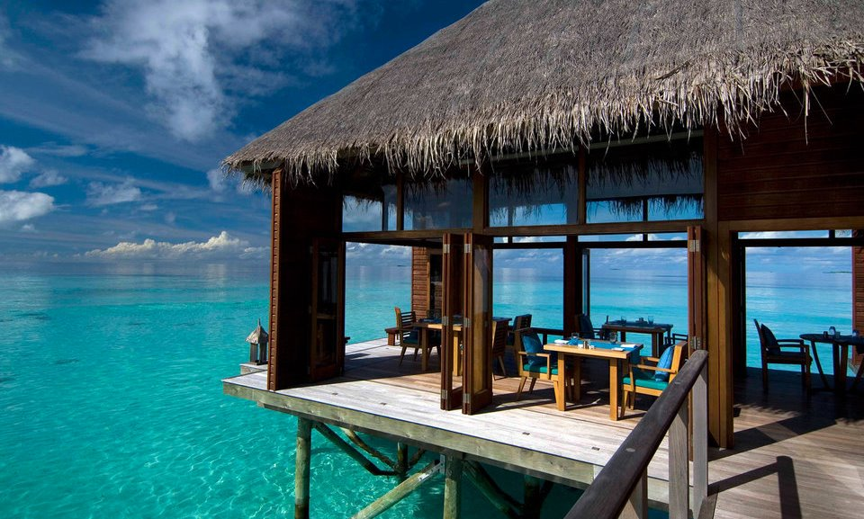 Most Incredible Restaurant Settings Around the World