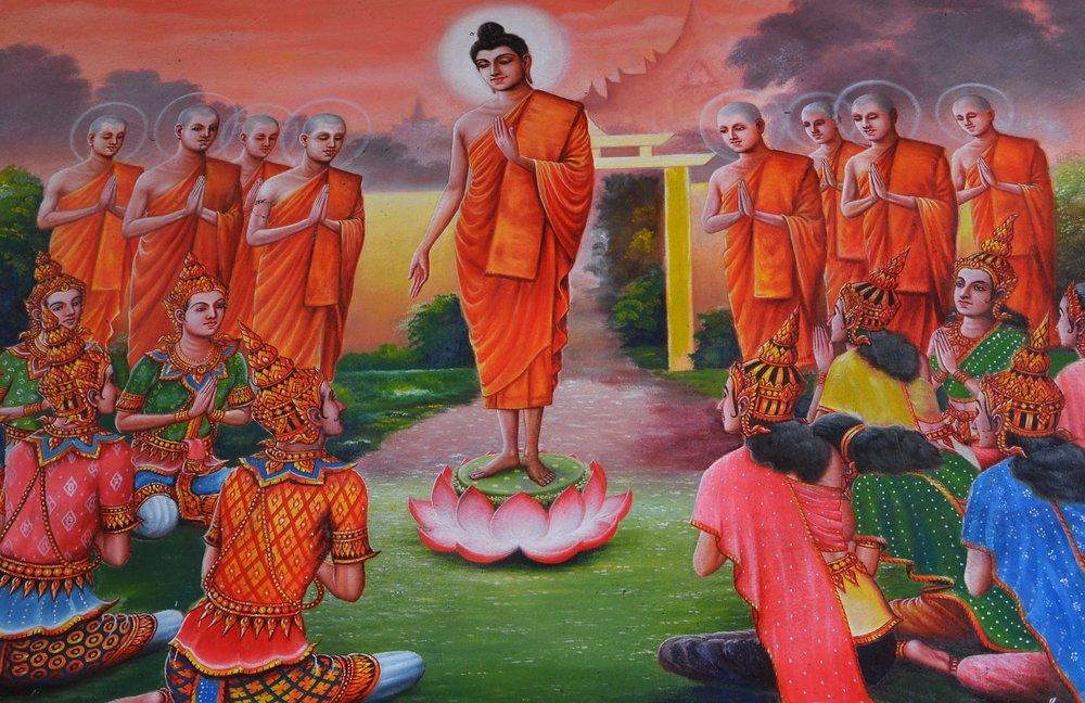 Hindu Buddhist Mudras