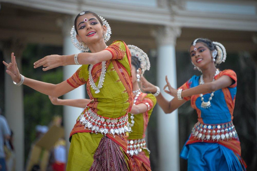 Mudras Dance