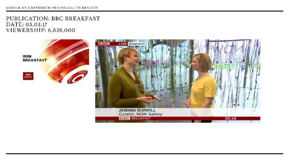 BBC Breakfast .
