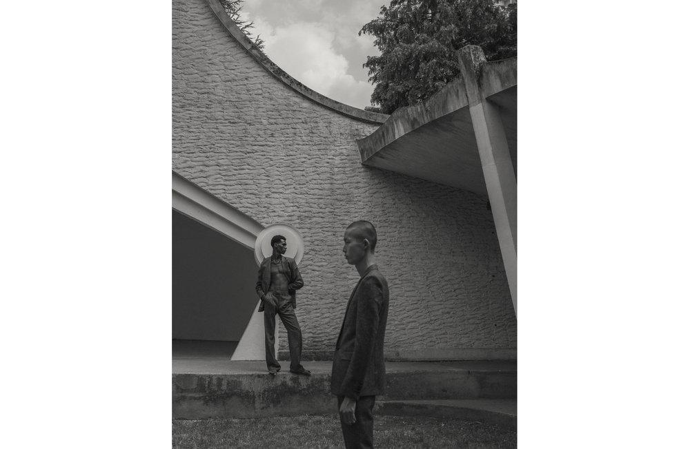 XU & JASON FOR DAPPER DAN, PARIS 2018