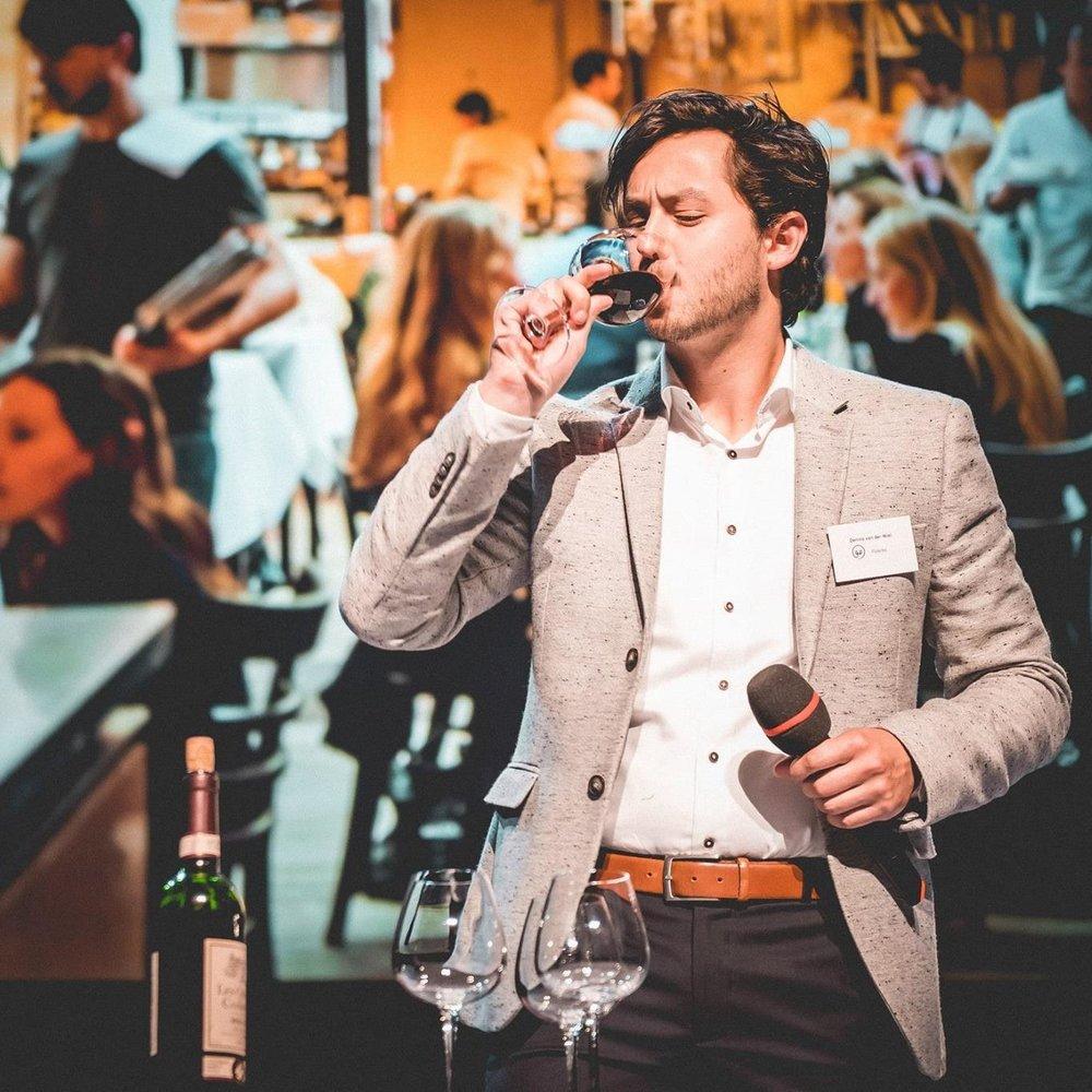 Dennis van der Wiel CEO/ Co-Founder