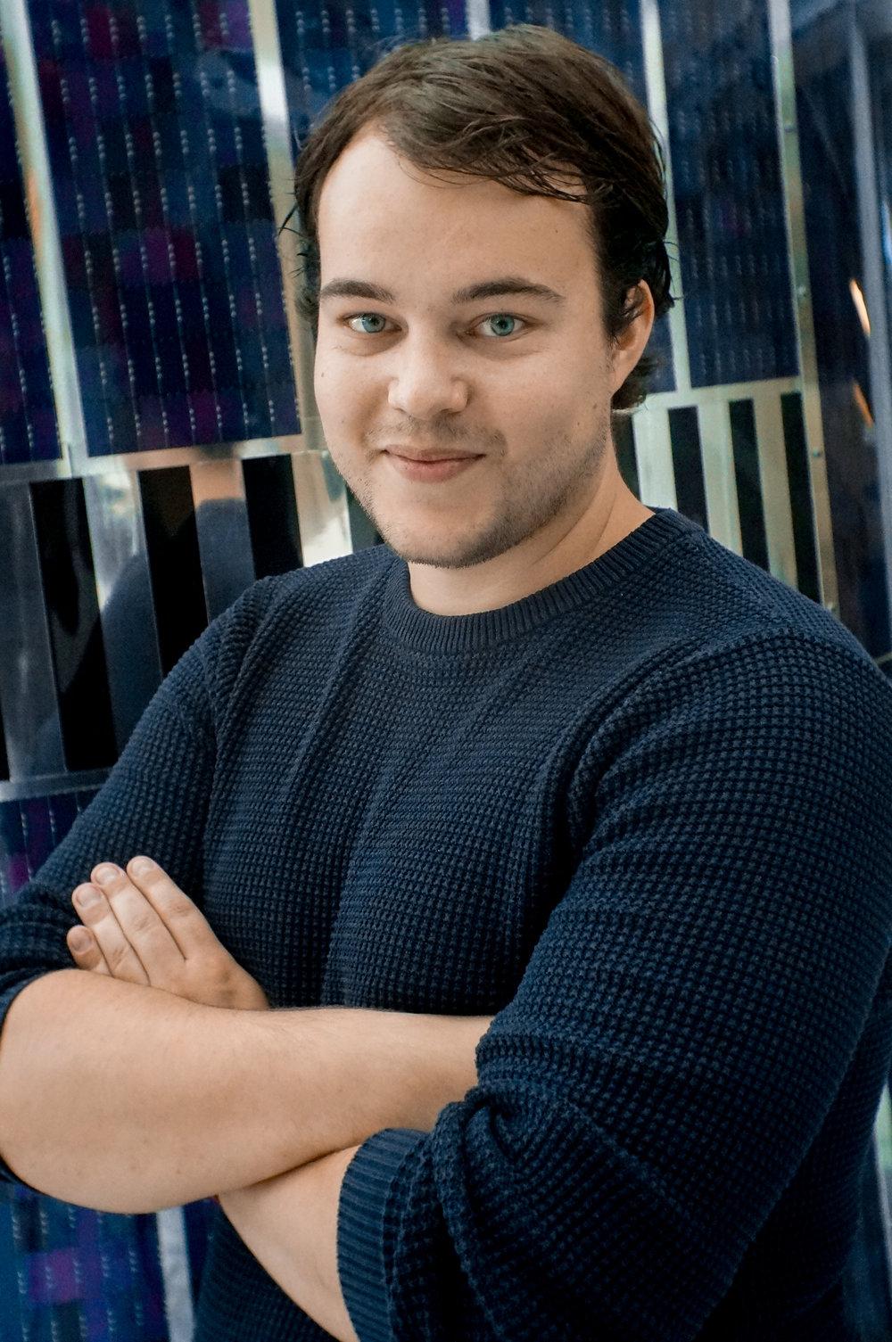 Max Wijsman   Co-Founder & CTO