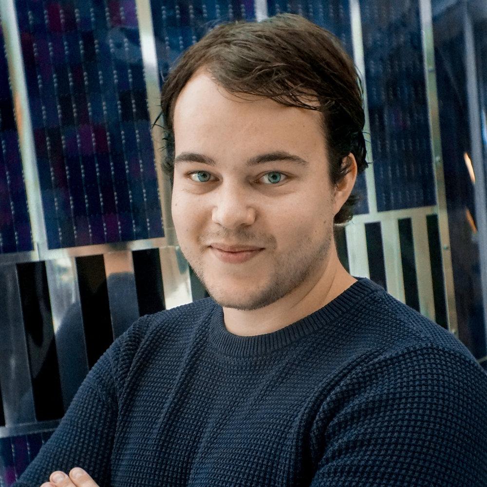 Max Wijsman  Technical Director