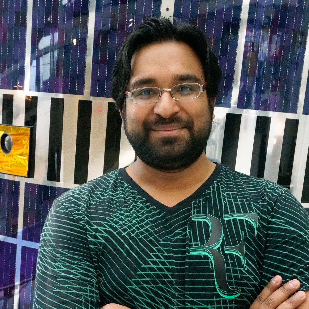 Pranav Mohanty  Data Scientist