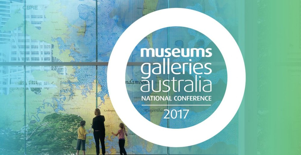 Museums Galleries Australia National Conference 2017 - Museums and galleries throughout Australia and the Asia-Pacific are adopting a cultural landscapes approach to their collection, interpretation and outreach programs. This encompasses their built and natural environment together with the social environment of their communities.These cultural landscapes will be explored throughout the conference in plenary and parallel sessions. Prior to the main conference, there will be a half-day program of workshops, masterclasses and tours of Queensland's leading cultural institutions in Brisbane. The conference will feature several social activities including a welcome event, conference dinner and a variety of networking opportunities.14 - 17 May 2017Brisbane Convention & Exhibition CentrePresented by MGA, Hosted by MGA, QueenslandConference Chair, John Waldron - working with the 2017 MGA Conference Organising Committee