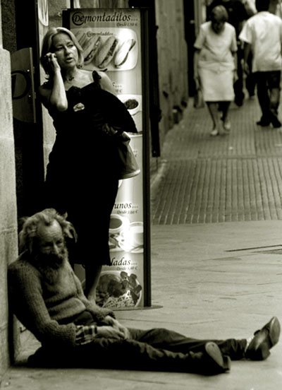 - © Julio Hirsch-Hardy, 'A Miserable Day in Madrid'