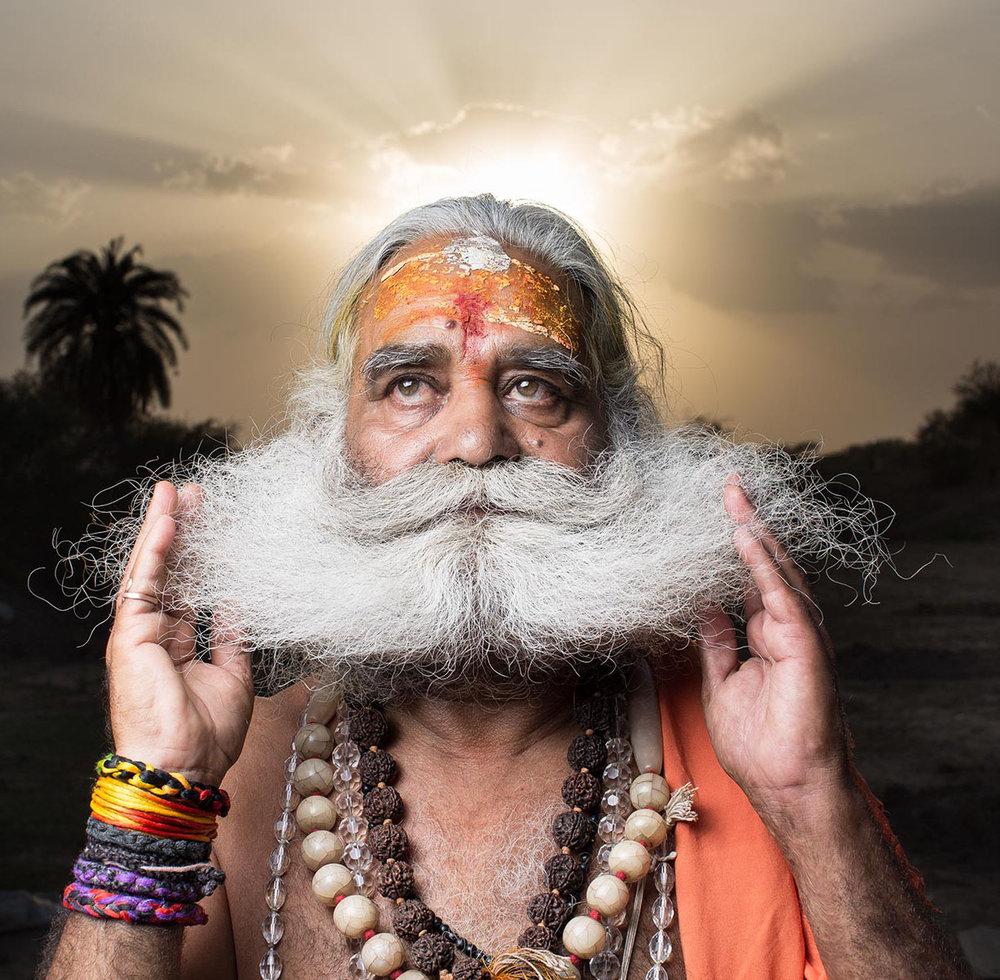 - © Boguslaw Maslak, 'Kumbh, India, 2016'