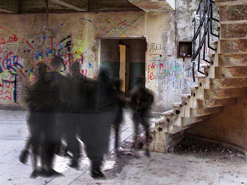 © Shifra Levyathan, Israel, 'Ghosts of War'