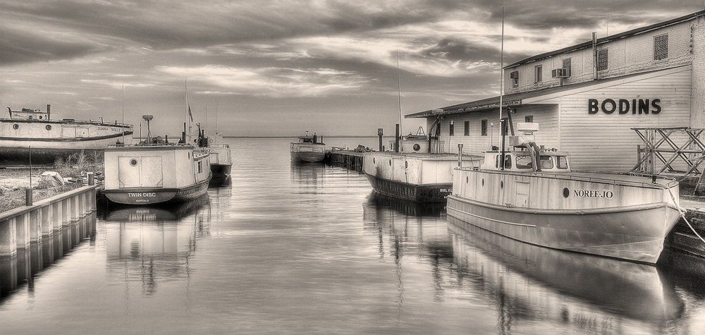 Cynthia Fleury_Vintage Fishing Boats Lake Superior.jpg