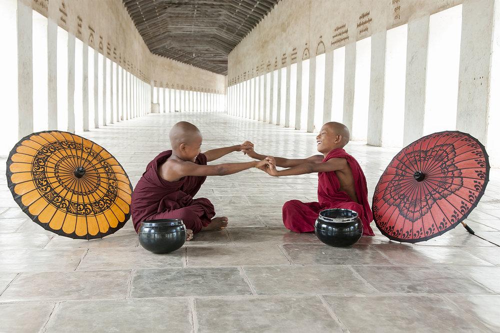 Khin and Nyein #2