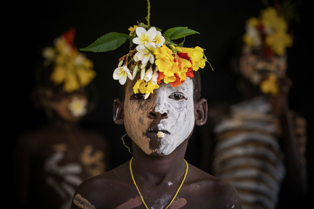 Children of the Omo Valley