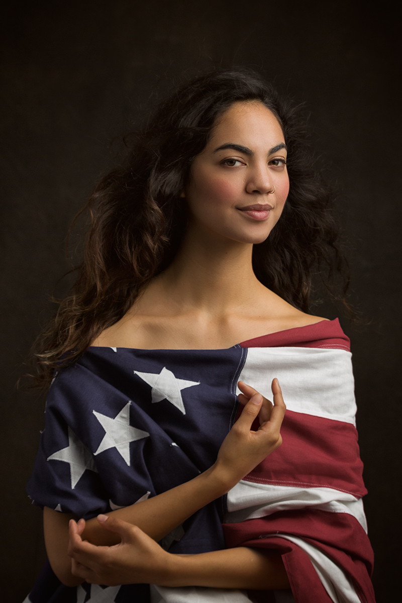 Morgan DeLuna_WE WALK TALL_Idmantzi-American.jpg