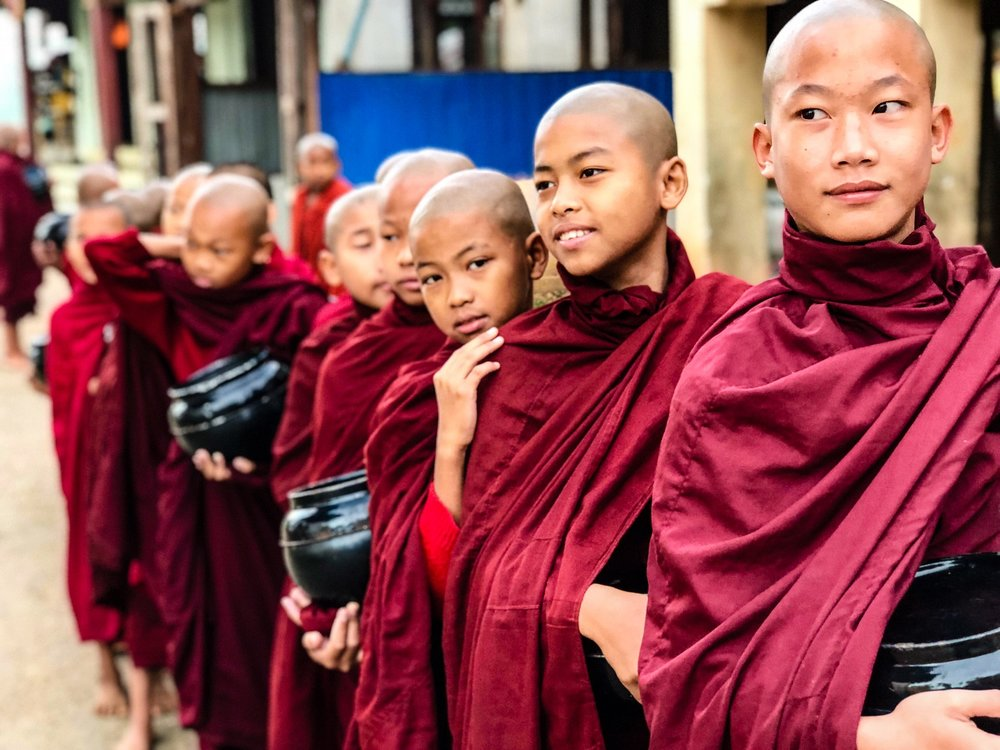 Kathleen Gerber_Young Monks.jpg