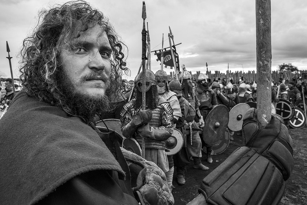 Boguslaw Maslak_Slavic & Viking Festival_01 Before Battle.jpg