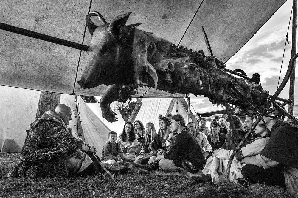 Boguslaw Maslak_Slavic & Viking Festival_10 Story Telling.jpg