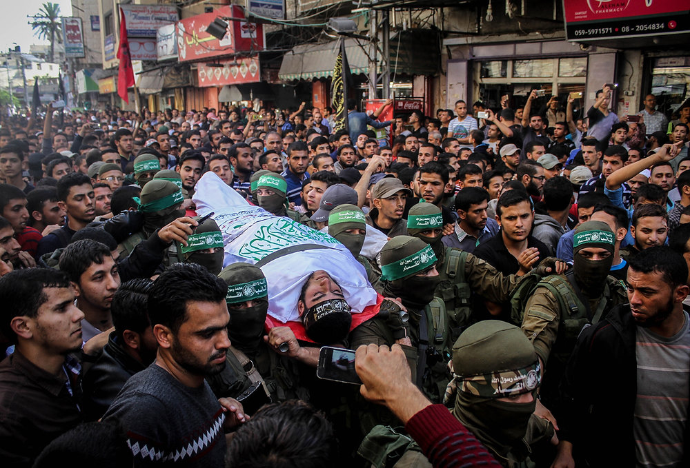 Ahmad Salem_Funeral for Militants Killed in Gaza Tunnel.jpg