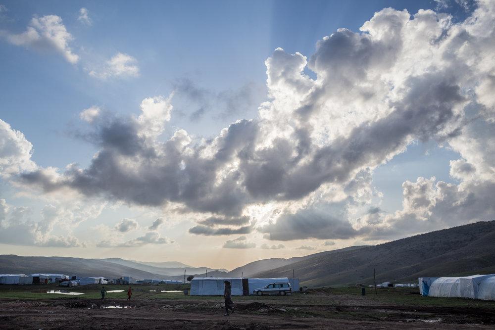 Sini Giacomo_Where the Yazidis Are_Shingal mountains.jpg