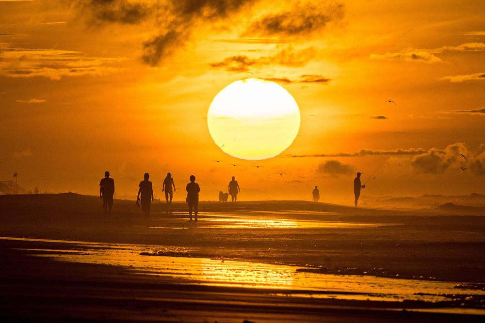 Richard Ellis_Sunrise on Humid Day in South Carolina.jpg