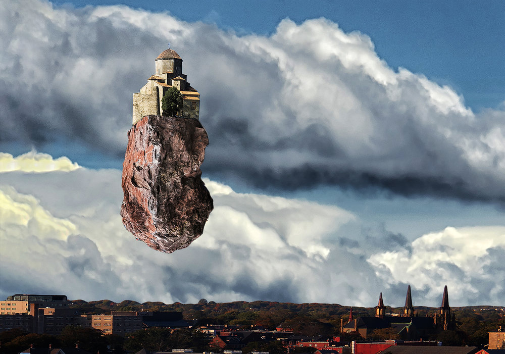 Hedva Boger_Homage to Magritte.jpg