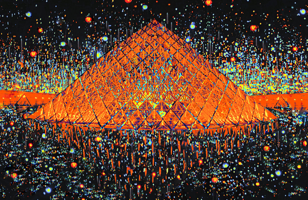 Jane_Gottlieb-Paris Pyramid at Midnight.jpg