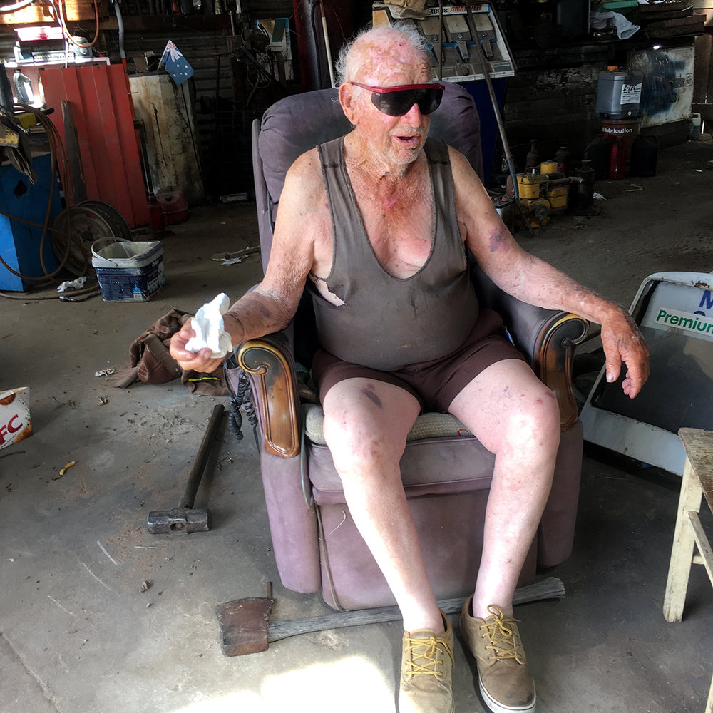 Annette Willis_Geoff in his Garage.jpg